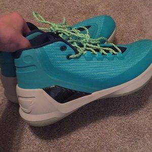Under armor Steph curry shoes
